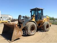 Equipment photo JOHN DEERE 544J TRACTEURS SUR PNEUS 1