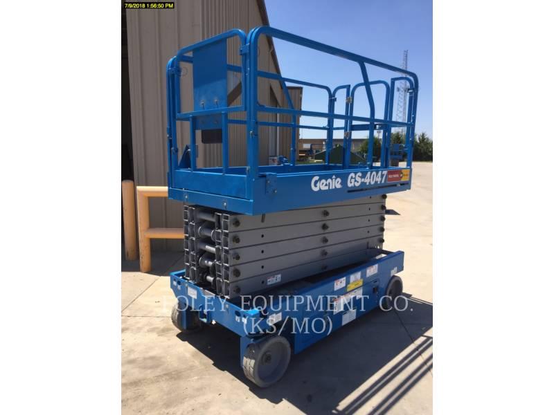 GENIE INDUSTRIES LIFT - SCISSOR GS4047 equipment  photo 1