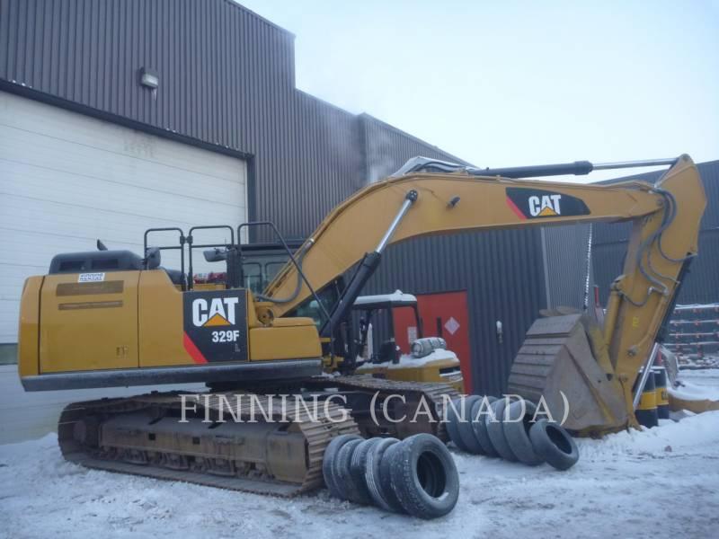 CATERPILLAR BERGBAU-HYDRAULIKBAGGER 329F equipment  photo 1