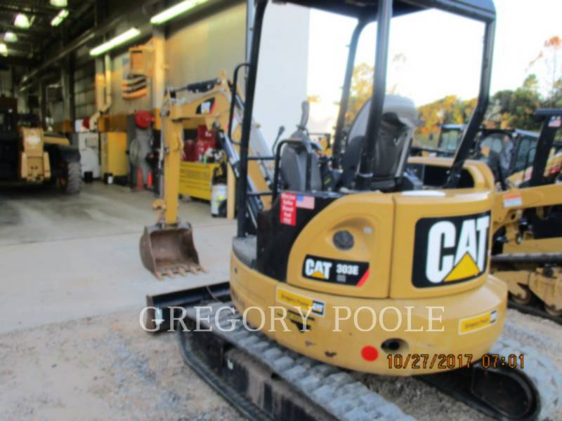 CATERPILLAR トラック油圧ショベル 303E CR equipment  photo 4
