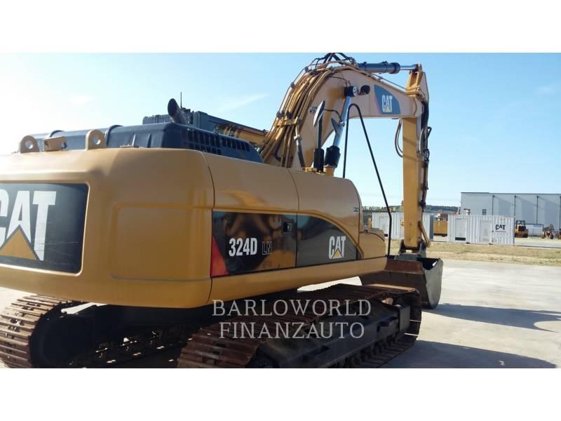 CATERPILLAR TRACK EXCAVATORS 324DLNIM equipment  photo 4