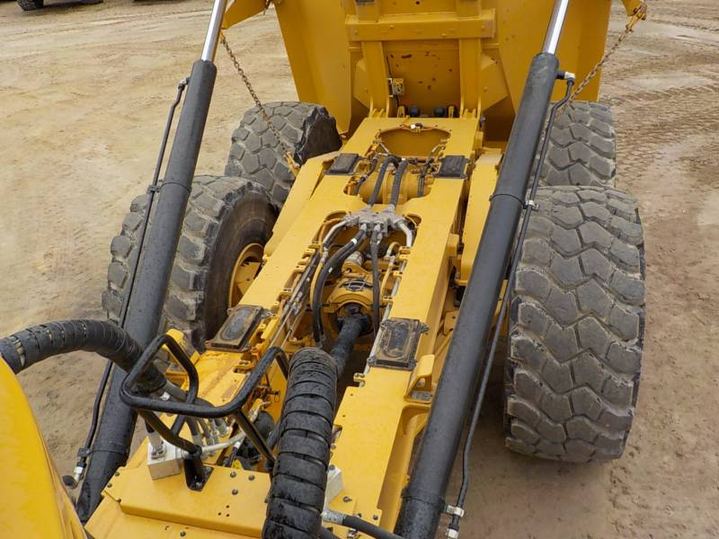 CATERPILLAR WOZIDŁA PRZEGUBOWE 745C equipment  photo 12