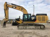 CATERPILLAR KOPARKI GĄSIENICOWE 349F L THM equipment  photo 5