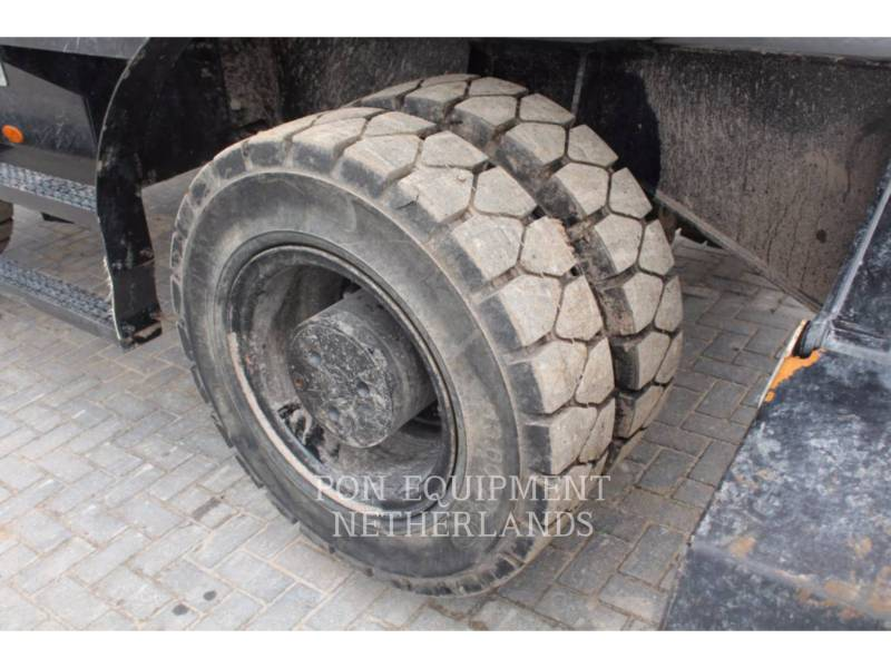 CATERPILLAR EXCAVADORAS DE RUEDAS MH3022 equipment  photo 17