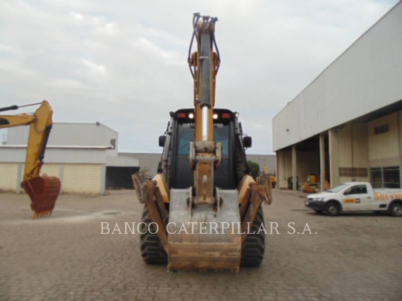 CATERPILLAR RETROEXCAVADORAS CARGADORAS 416EST equipment  photo 5