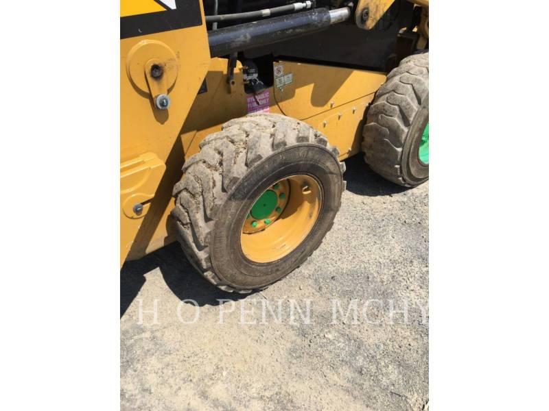 CATERPILLAR MINICARREGADEIRAS 246D equipment  photo 7