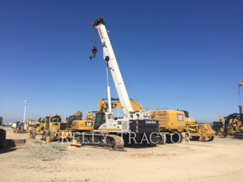 LINK-BELT CONSTRUCTION GRUES TCC-750 equipment  photo 2