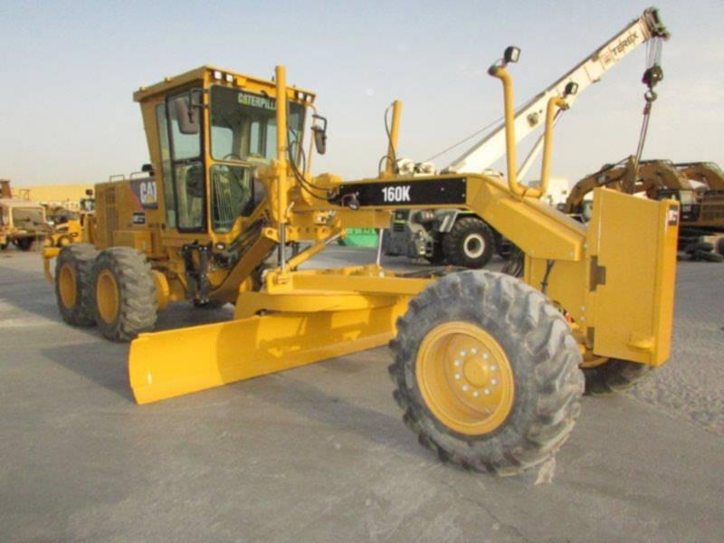 Caterpillar AUTOGREDERE 160K equipment  photo 7