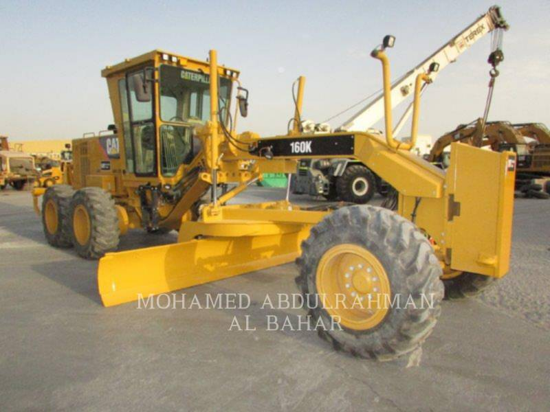 CATERPILLAR MOTORGRADER 160 K equipment  photo 7