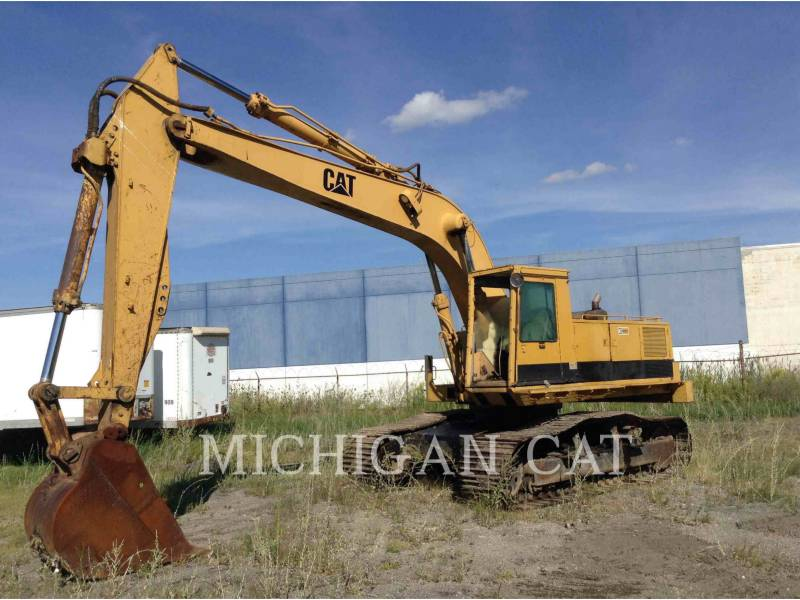 CATERPILLAR ESCAVADEIRAS 235C equipment  photo 1