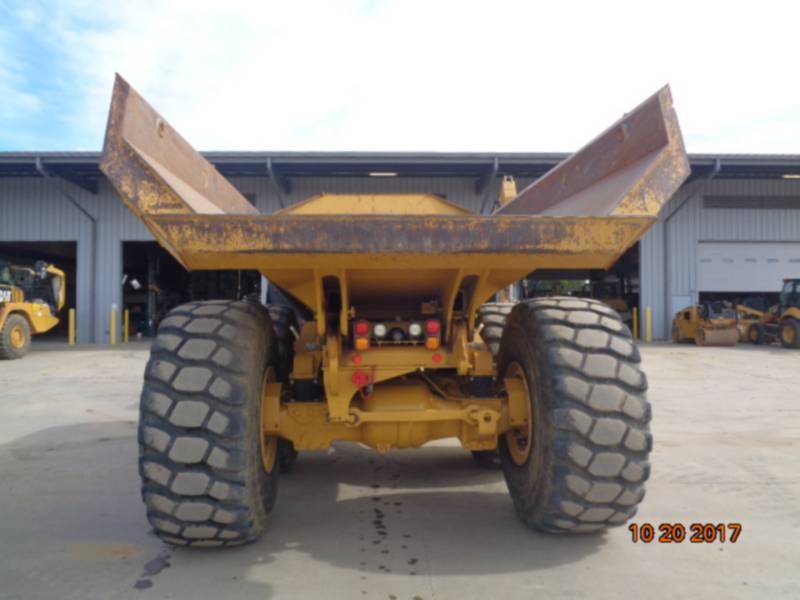 Caterpillar CAMIOANE ARTICULATE 745C equipment  photo 4