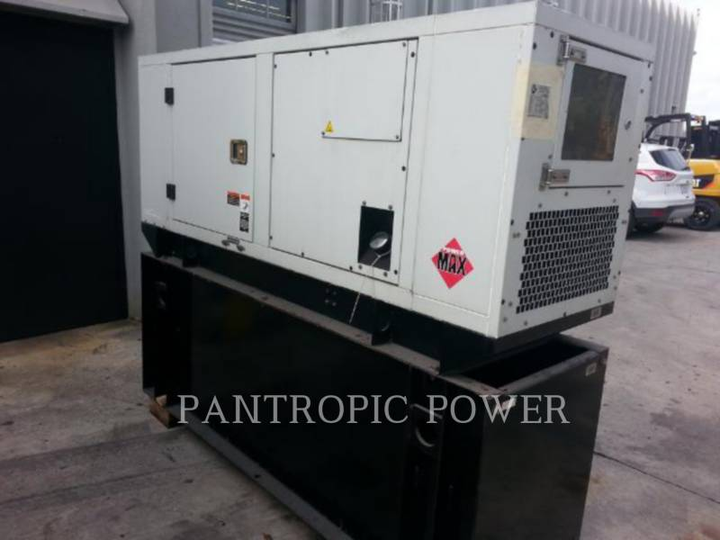 POWERMAX STATIONARY GENERATOR SETS PMD20 equipment  photo 1