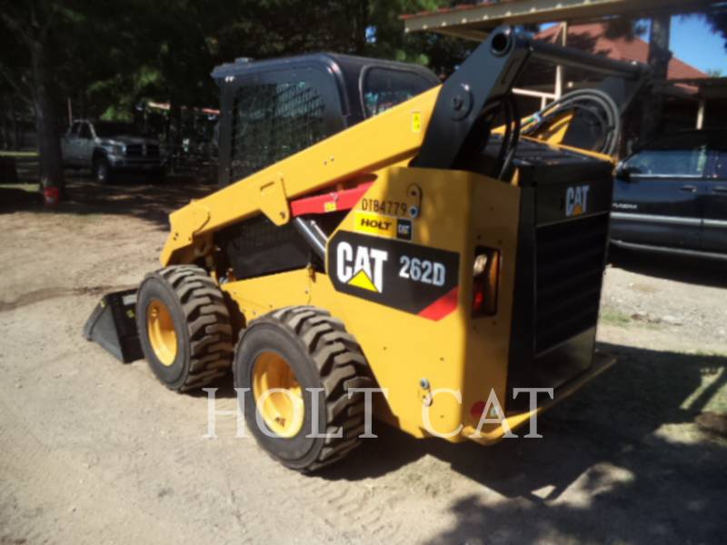 CATERPILLAR SKID STEER LOADERS 262D CAB equipment  photo 3