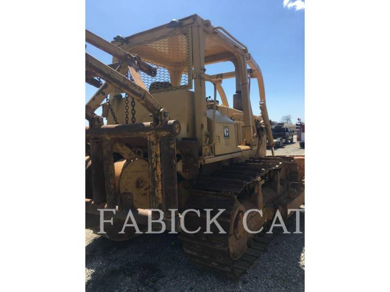 CATERPILLAR TRACTORES DE CADENAS D6D equipment  photo 4