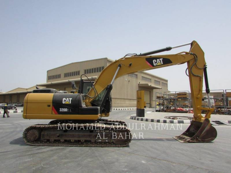 CATERPILLAR トラック油圧ショベル 320D2L equipment  photo 6