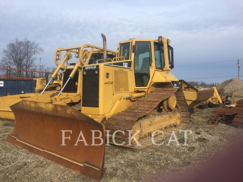 CATERPILLAR TRACK TYPE TRACTORS D5N LGP equipment  photo 6