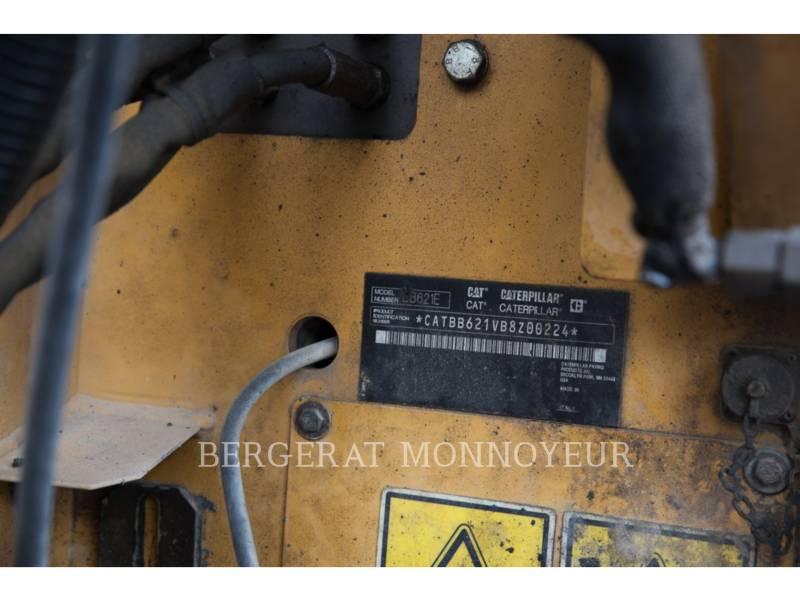 CATERPILLAR ASFALTATRICI BB621E equipment  photo 6