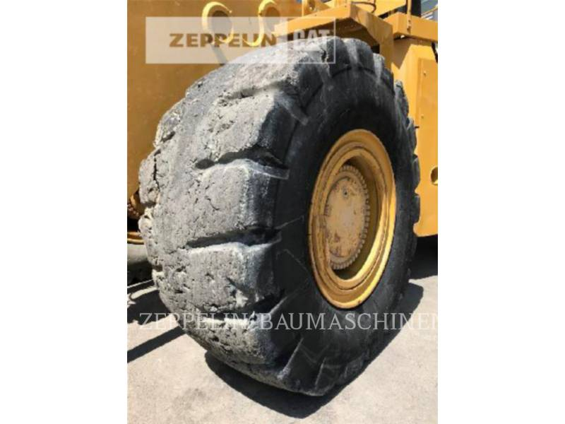 CATERPILLAR WHEEL LOADERS/INTEGRATED TOOLCARRIERS 990 equipment  photo 9