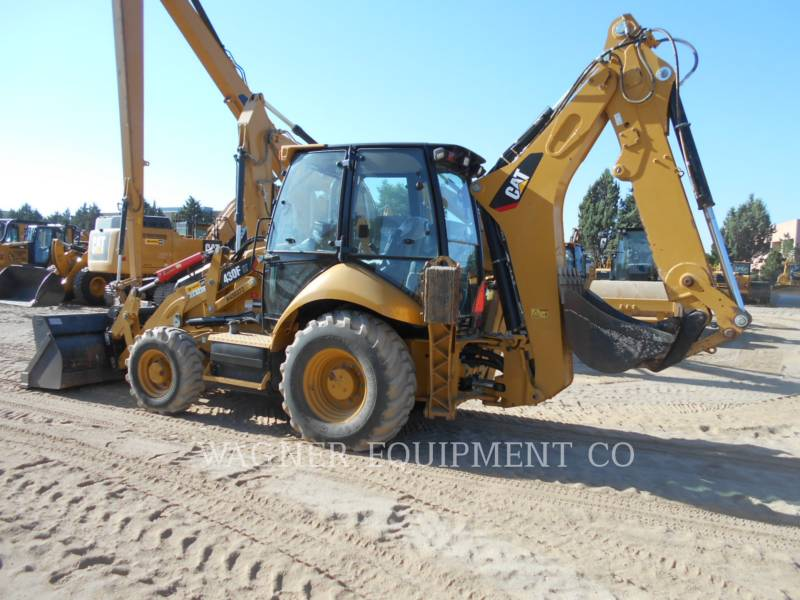 CATERPILLAR RETROEXCAVADORAS CARGADORAS 430F IT4WE equipment  photo 4