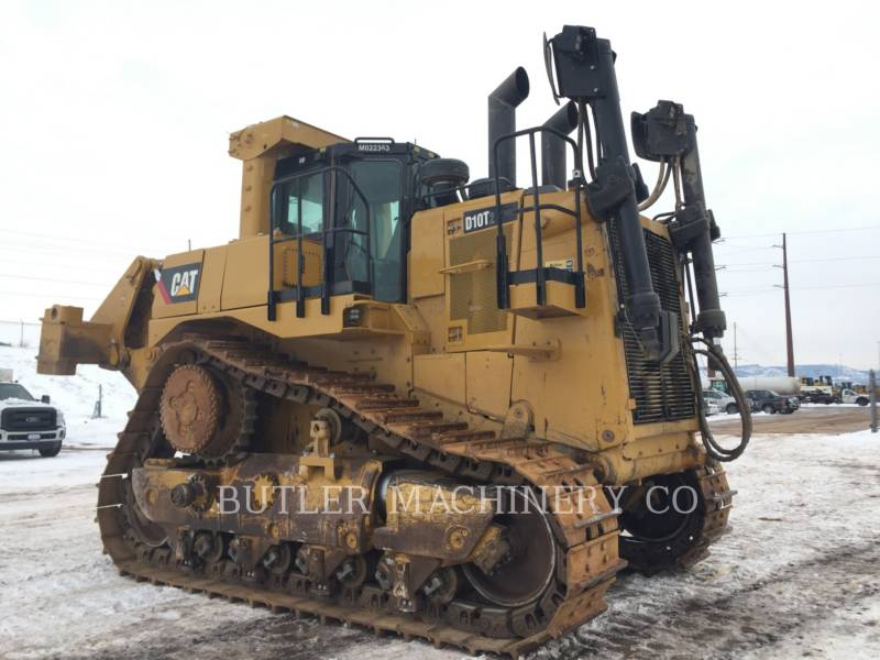 CATERPILLAR MINING TRACK TYPE TRACTOR D10T2 equipment  photo 2