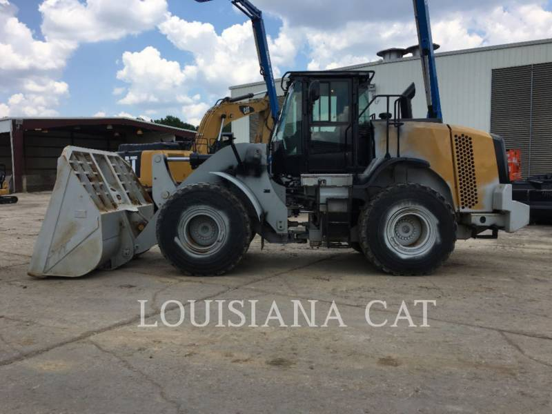 CATERPILLAR PALE GOMMATE/PALE GOMMATE MULTIUSO 950K equipment  photo 3