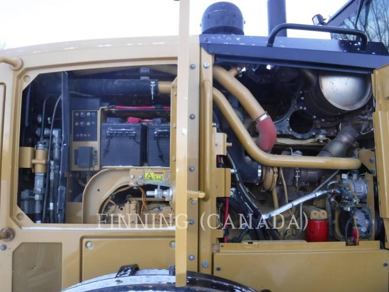CATERPILLAR MOTOR GRADERS 160M2AWD equipment  photo 7