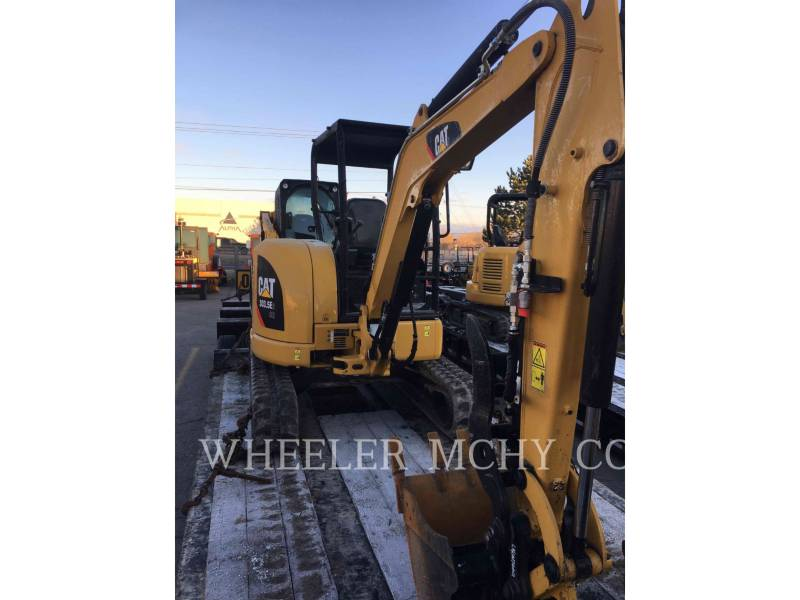 CATERPILLAR TRACK EXCAVATORS 303.5E2C1T equipment  photo 1