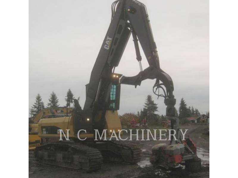 CATERPILLAR MASZYNA LEŚNA 325D FM equipment  photo 4