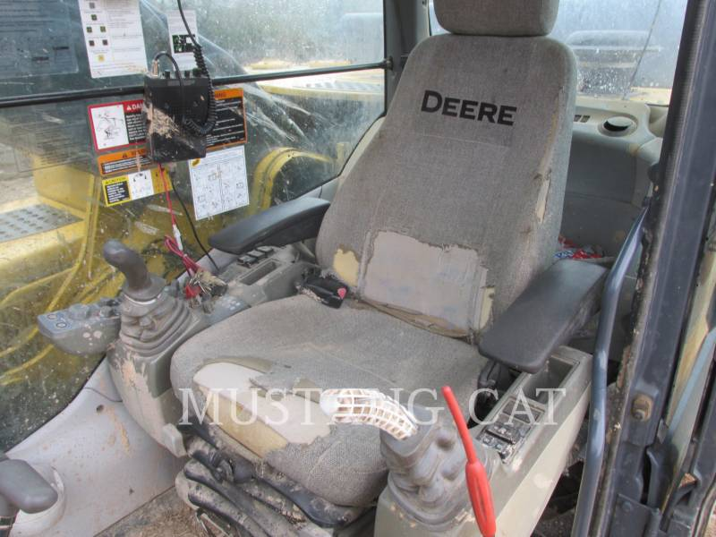 JOHN DEERE EXCAVADORAS DE CADENAS 350G equipment  photo 11