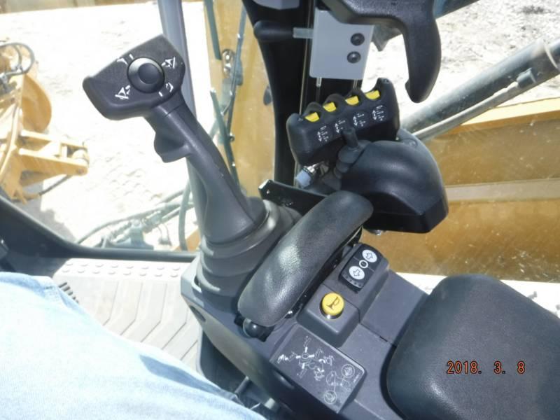 CATERPILLAR MOTOR GRADERS 140M3AWD equipment  photo 16