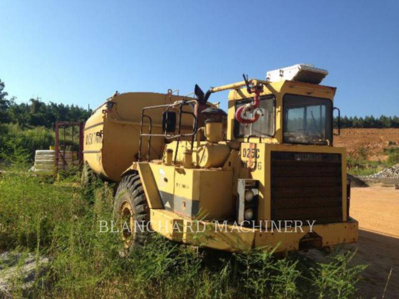 CATERPILLAR ARTICULATED TRUCKS D25C equipment  photo 5