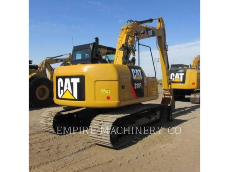 CATERPILLAR TRACK EXCAVATORS 311F LRR equipment  photo 4