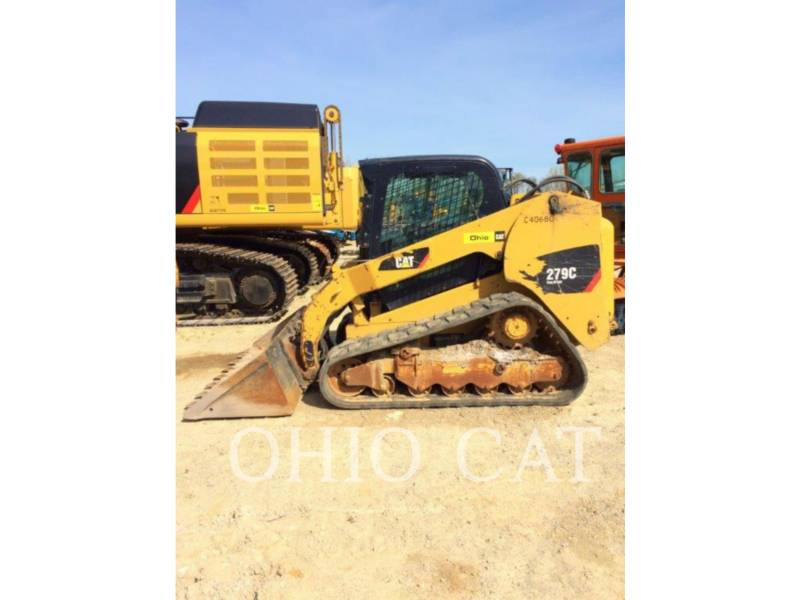 CATERPILLAR CARGADORES MULTITERRENO 279C C3TL2 equipment  photo 1