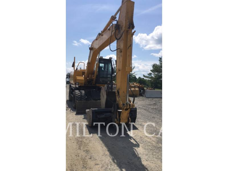 JOHN DEERE WHEEL EXCAVATORS 180C W equipment  photo 2