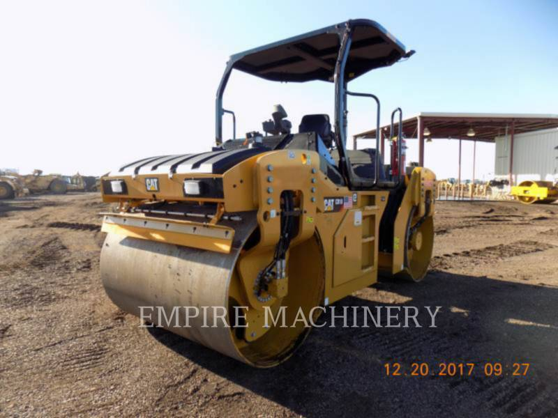 CATERPILLAR COMPACTEURS TANDEMS VIBRANTS CB10 equipment  photo 4