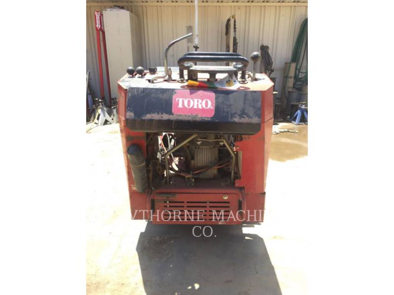 TORO COMPANY EQUIPAMENTOS DIVERSOS/OUTROS TRX-19 equipment  photo 9