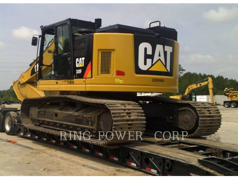 CATERPILLAR トラック油圧ショベル 335FL equipment  photo 3
