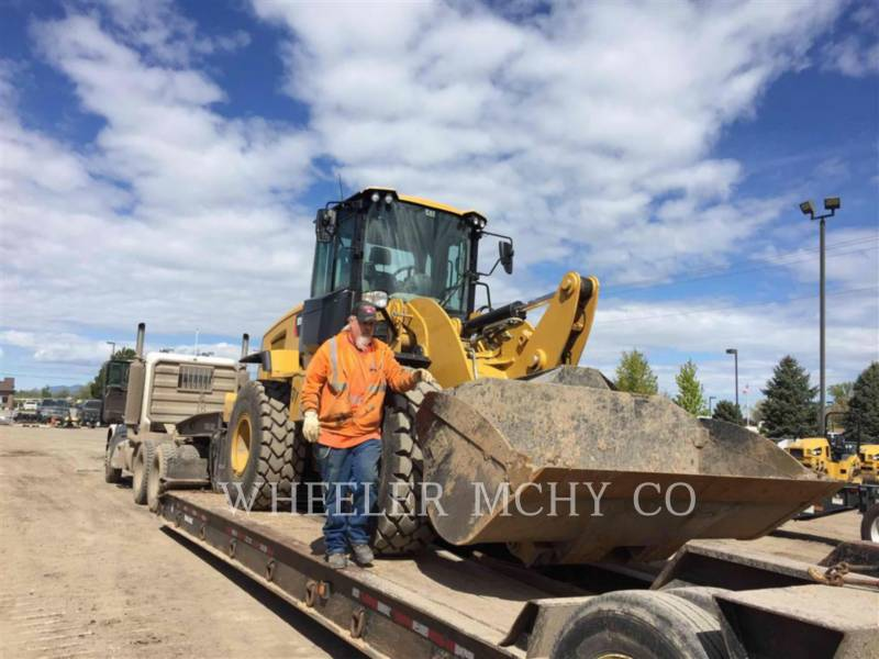 CATERPILLAR WHEEL LOADERS/INTEGRATED TOOLCARRIERS 926M QC equipment  photo 4