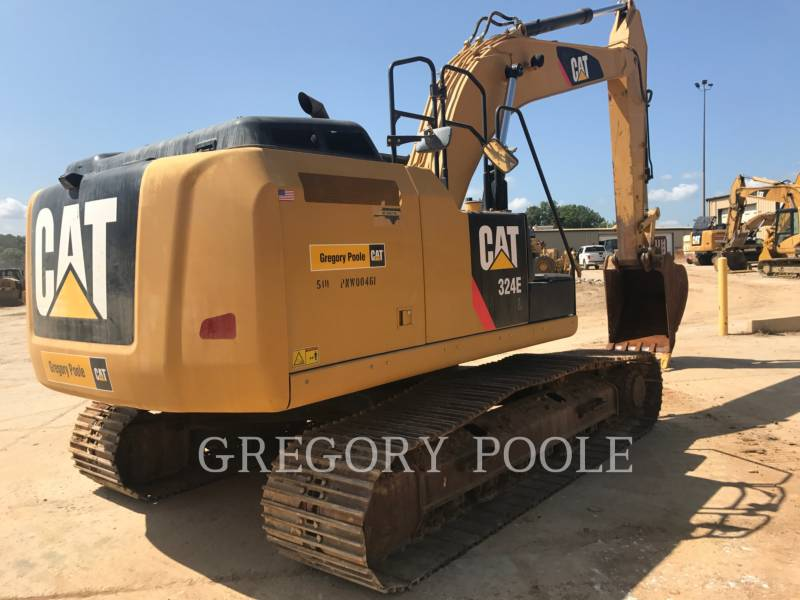 CATERPILLAR TRACK EXCAVATORS 324E L equipment  photo 6