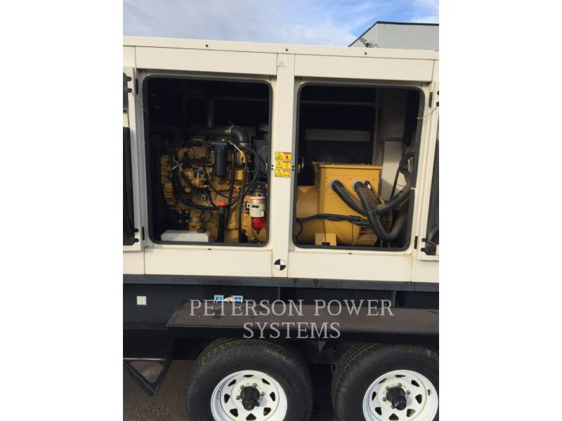 CATERPILLAR PORTABLE GENERATOR SETS XQ80 equipment  photo 6