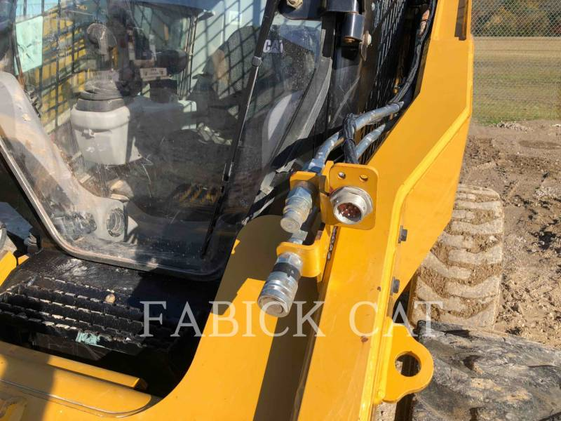 CATERPILLAR CHARGEURS COMPACTS RIGIDES 262C2 equipment  photo 17