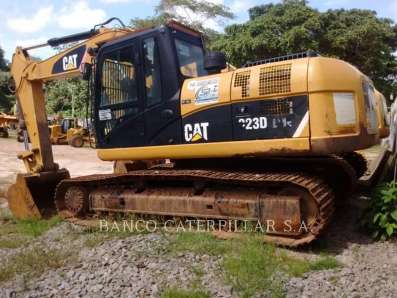 CATERPILLAR EXCAVADORAS DE CADENAS 323DL equipment  photo 3