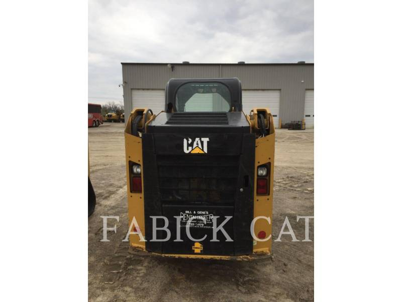 CATERPILLAR CHARGEURS COMPACTS RIGIDES 236D C1H2 equipment  photo 3