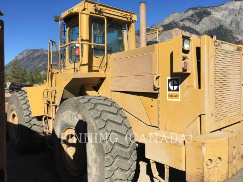 Caterpillar ÎNCĂRCĂTOARE PE ROŢI/PORTSCULE INTEGRATE 966E equipment  photo 3