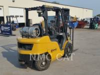 CATERPILLAR LIFT TRUCKS FORKLIFTS 2P5000_MC equipment  photo 3