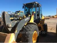 DEERE & CO. WHEEL LOADERS/INTEGRATED TOOLCARRIERS 624K equipment  photo 11