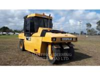 Equipment photo CATERPILLAR PF-300C VERDICHTERS MET LUCHTBANDEN 1