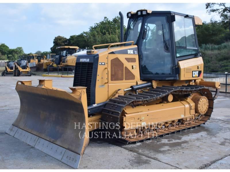 CATERPILLAR TRACK TYPE TRACTORS D5KXL equipment  photo 4