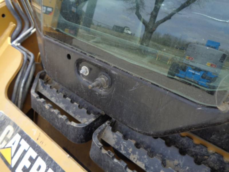 CATERPILLAR SKID STEER LOADERS 242B3 equipment  photo 10