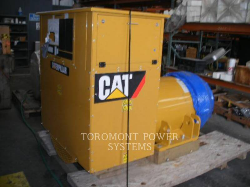CATERPILLAR COMPONENTES DE SISTEMAS SR5 910KW 600 V equipment  photo 2